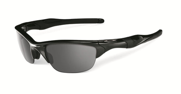 OAKLEY HALF JACKET 2.0 OO9144-04 Polished Black Iridium Polarized Sunglasses