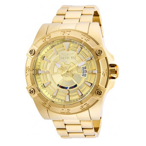 Invicta 26522 Star Wars Gold Automatic Limited Edition Stainless Steel