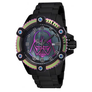 Invicta 26558 Star Wars Darth Vader Black Automatic Limited Edition 48MM NEW