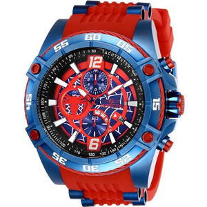 Copy of Invicta 26768 Marvel Blue & Red Silicone Band Limited Edition Spider Man
