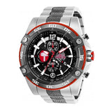 Invicta 26837 Marvel Thor Gunmetal Silver Stainless Stee Limited Edition