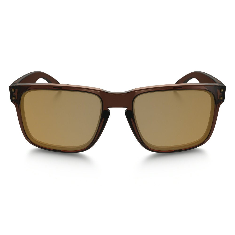 62f95610b1 OAKLEY HOLBROOK OO9102-03 Matte Rootbeer Bronce Polarized Sunglasses ...