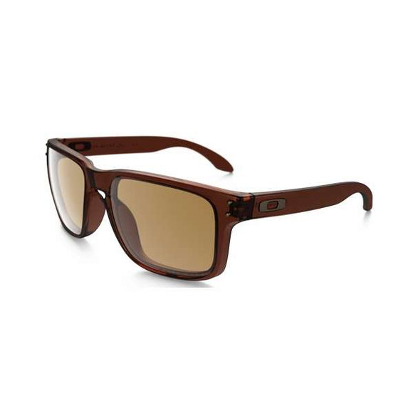 OAKLEY HOLBROOK OO9102-03 Matte Rootbeer Bronce Polarized Sunglasses