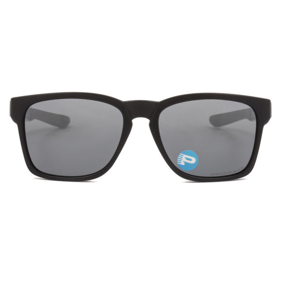 OAKLEY CATALYST OO9272-09 Matte Black Iridium Polarized