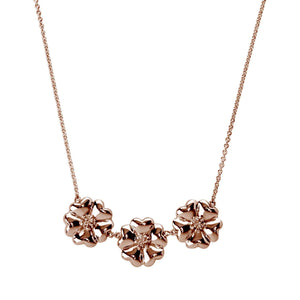 123 Small Blossom Necklace