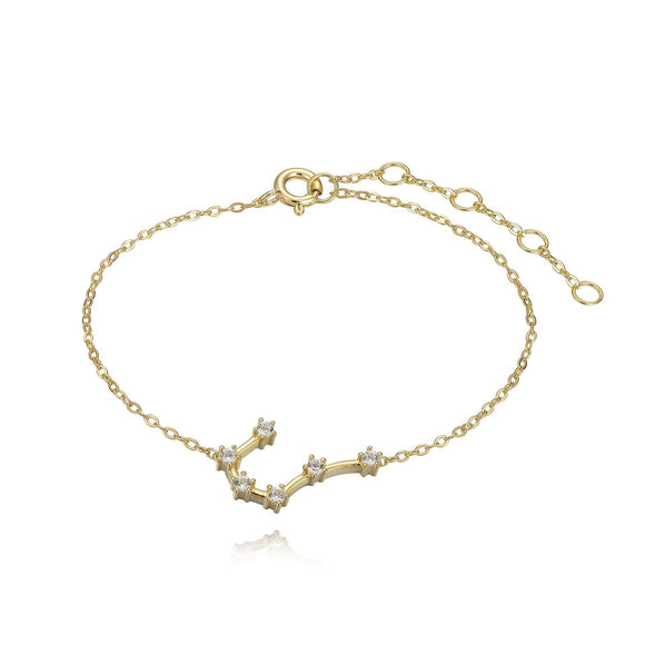 Cancer Constellation Anklet