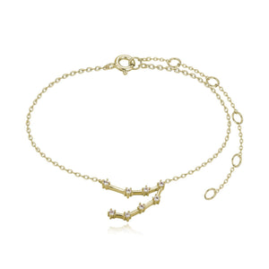 Capricorn Constellation Bracelet