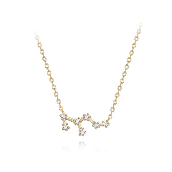 Leo constellation necklace necklaces KATHRYN New York