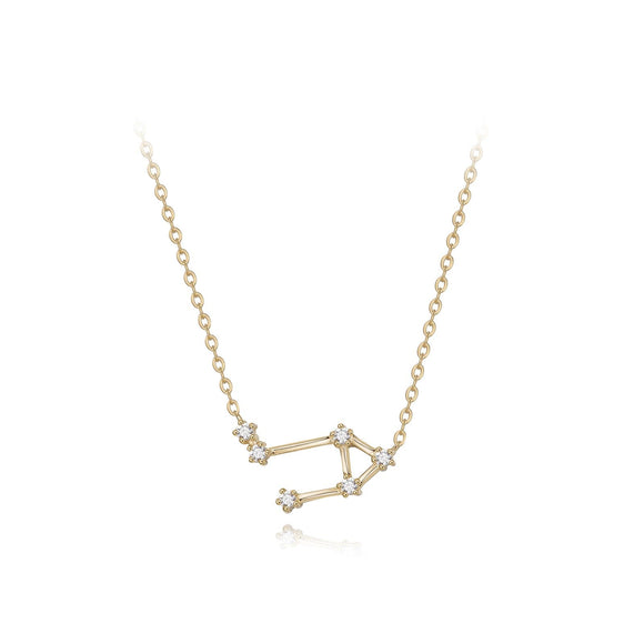 Libra constellation necklace necklaces KATHRYN New York