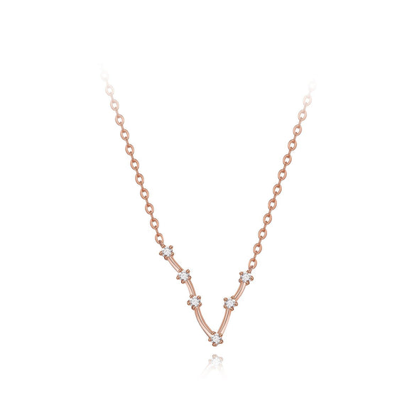 Pisces constellation necklace necklaces KATHRYN New York