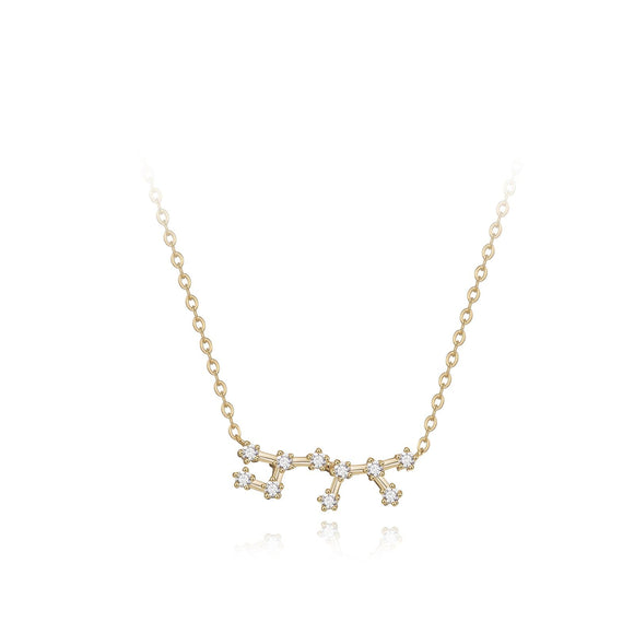 Sagittarius constellation necklace necklaces KATHRYN New York