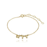 Sagittarius Constellation Bracelet