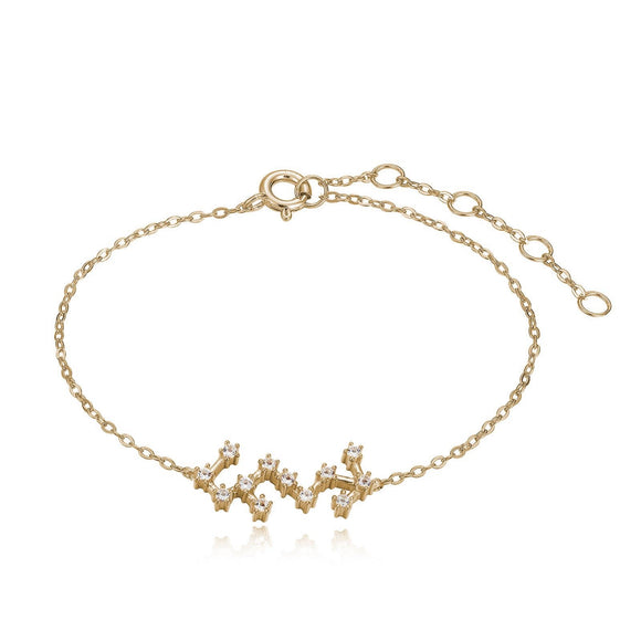 Scorpio Constellation Bracelet
