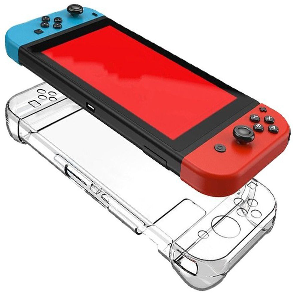 Protection en Plastique transparent pour Nintendo switch - La Boutique des Gamers