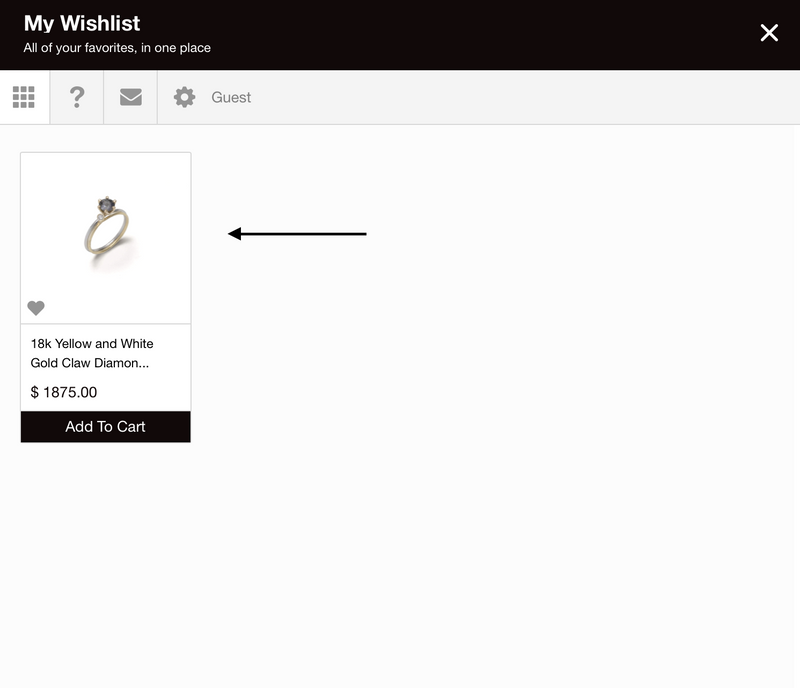 How to Create and Use Lireille Wishlist
