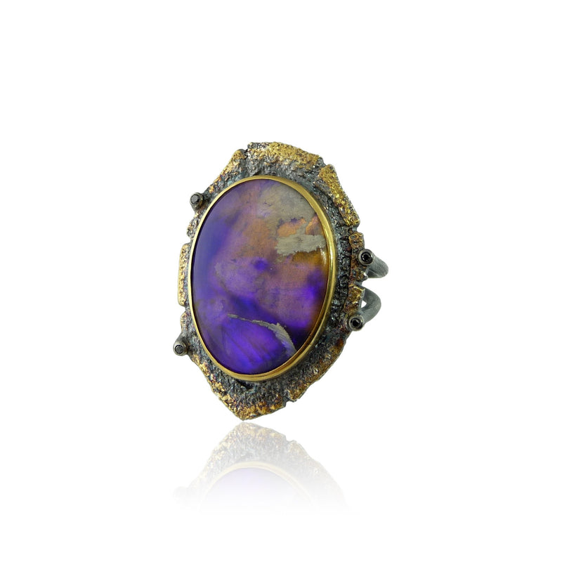 October Birthstone, Opal and Tourmaline, and the History