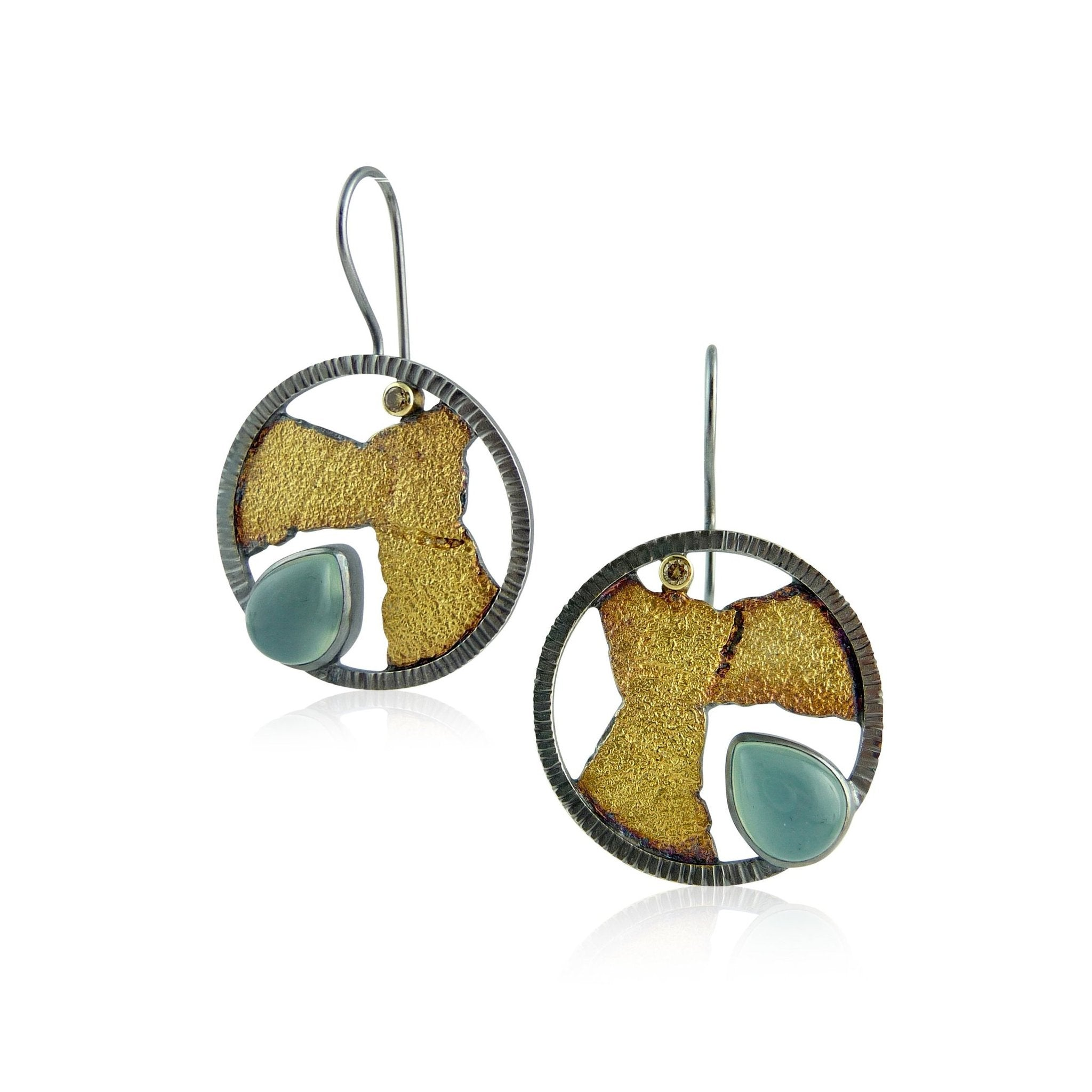 Terra Earrings -1""