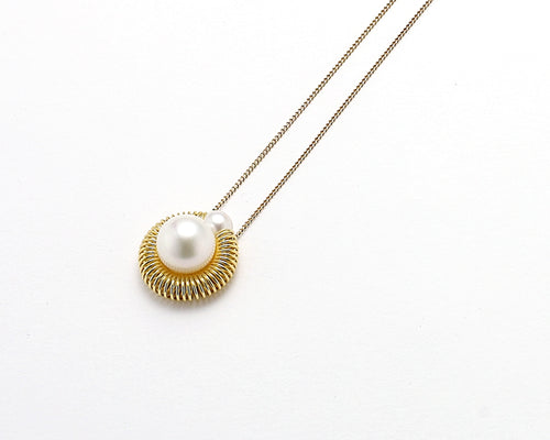 Freshwater Pearl Necklace - Lireille