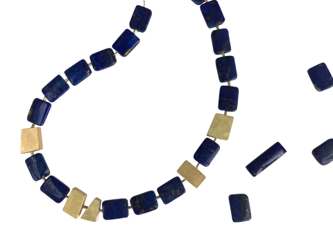 Kyanite Crystals Necklace