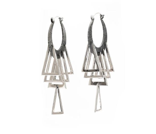 Labyrinth Earrings Mariella P.