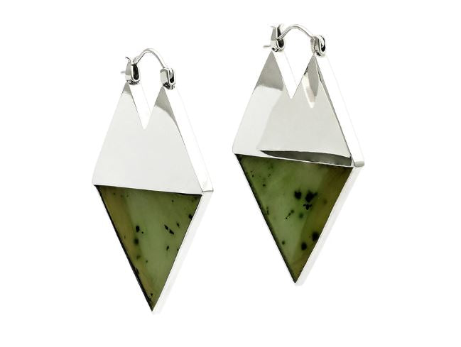 Inverted Peaks Earrings