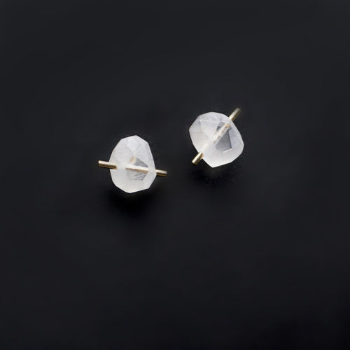 Lucid Pebble Earrings - S