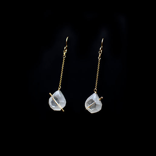 Lucid Teardrop Earrings