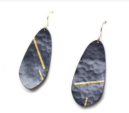 Murmur Cocoon Large Earrings