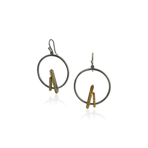 Stalactite Dangle Earring