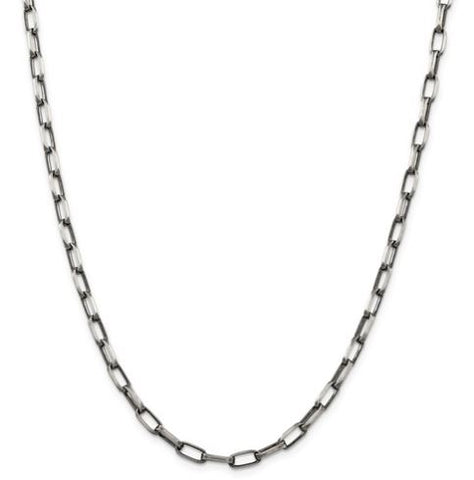 Vintage Inspired Sterling Silver .04 CTW Diamond 18'' Necklace