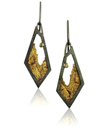 Terra Geo Earring - Small