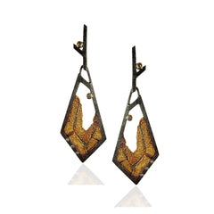 Terra Geo Earring - Large