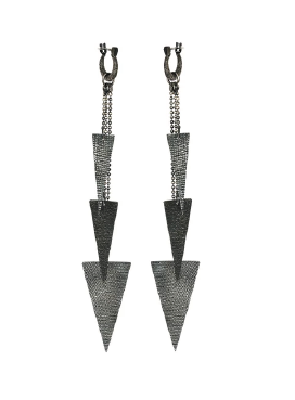 Texture and Shape Earrings