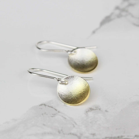 Shimmer Single Earrings