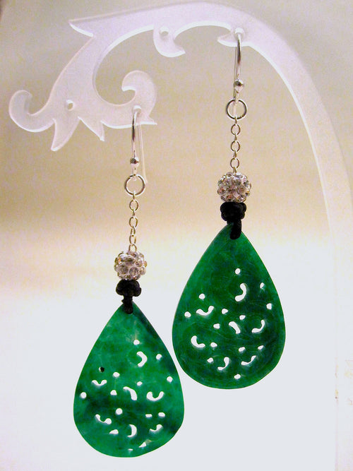Earrings:  ERR99-RJP2031 - Lireille