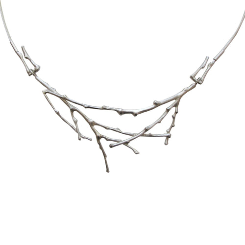 Ice Branch Necklace