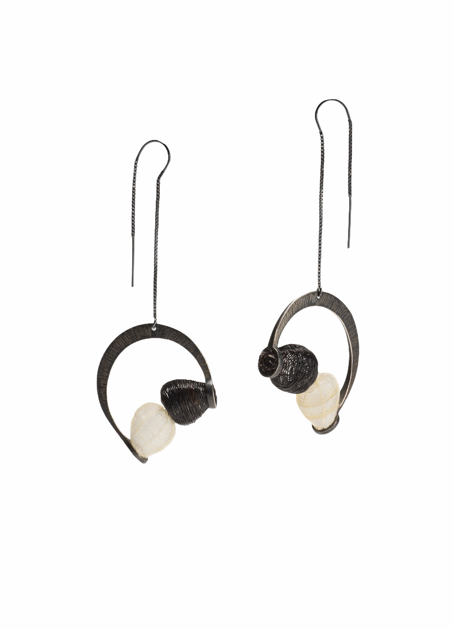 Globo Threader Earrings