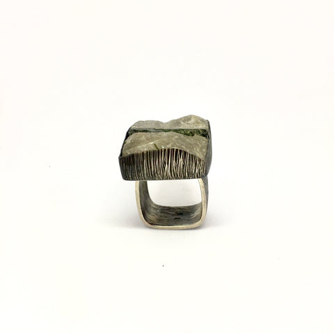 Tonal Gold Ring