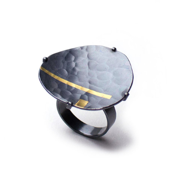 Murmur Pebble Ring