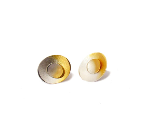 Electra Target Stud Earrings - Lireille