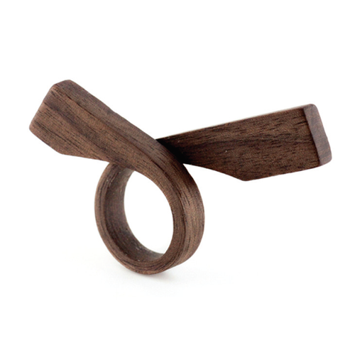 The Difference Wood Ring