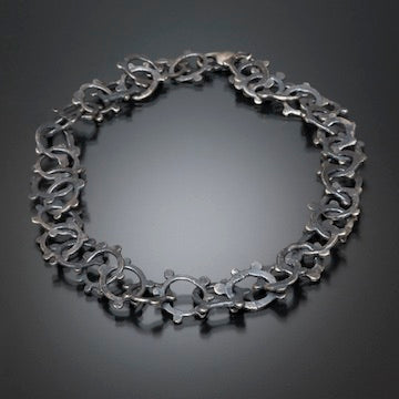 Tread Link Necklace