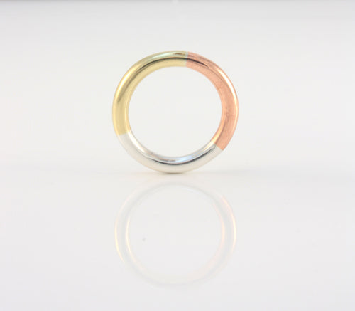 Gold Tonal Ring