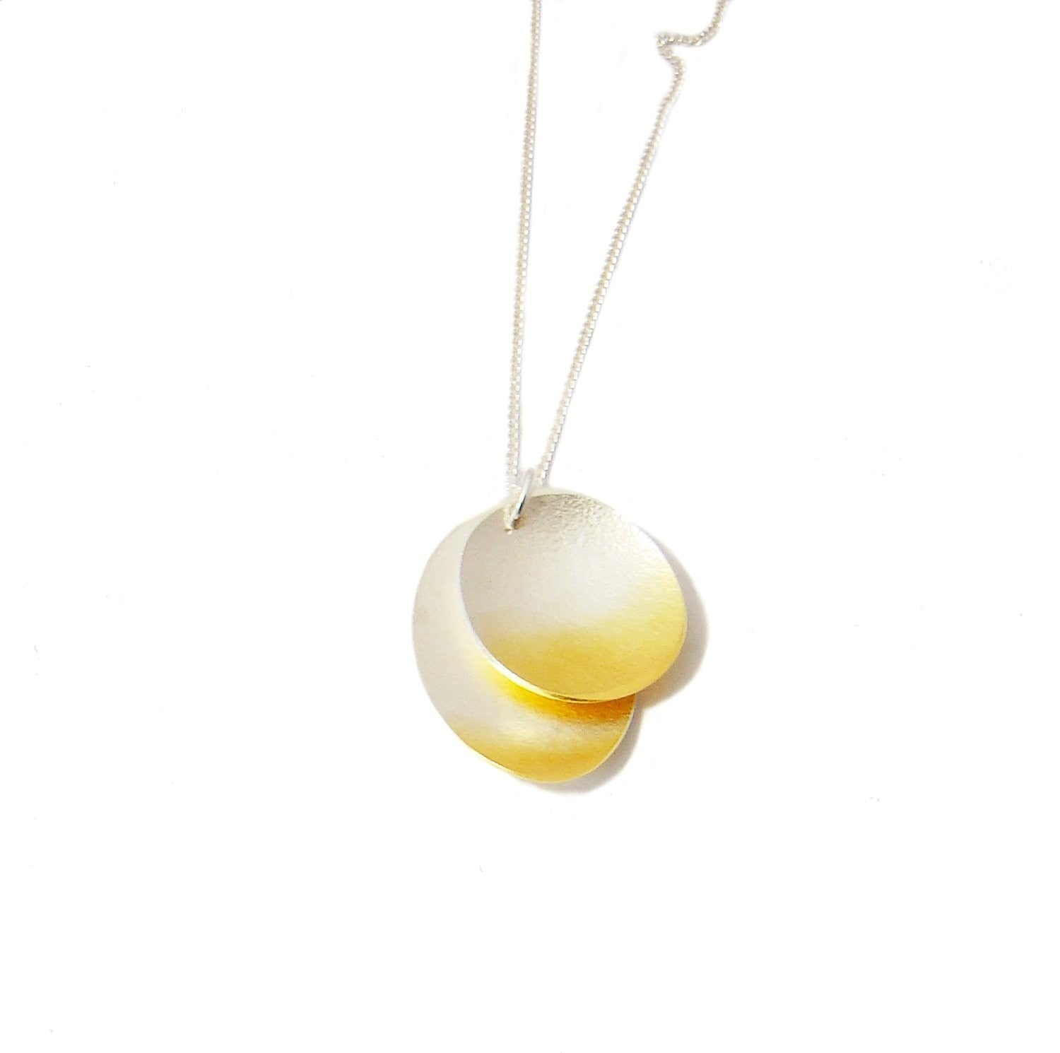 Electra Double Layer Pendant - Lireille