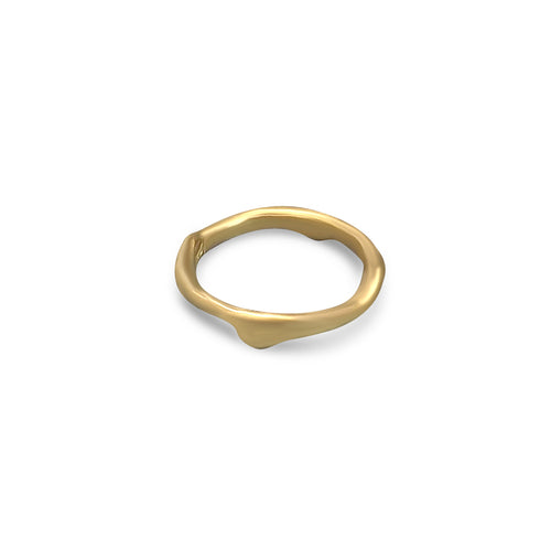 14kt Yellow Gold Twig Ring
