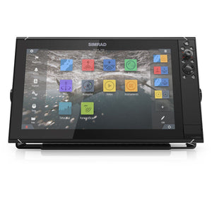 Simrad - NSS16 Evo 3 Multi Function Display
