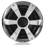 "Fusion - 10"" 450 WATT Sports Chrome Marine Subwoofer with LEDs - SG-SL10SPC"