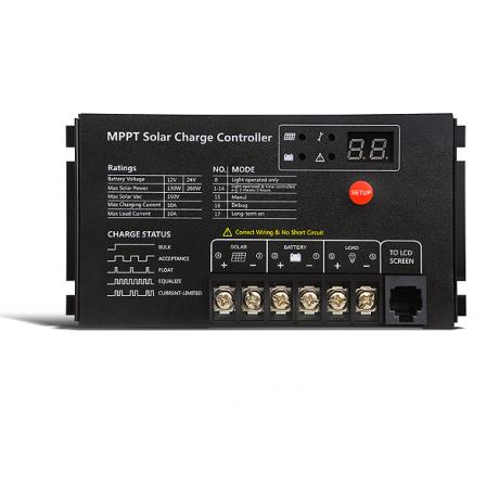 Solar Charge Controller 10AMP - MPPT