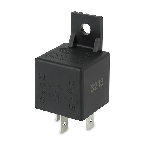 HELLA RELAY MINI 30A 12V 3078
