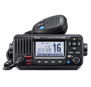 ICOM - IC-M423G - 25 Watt Waterproof (IPX7) Fixed Mount VHF